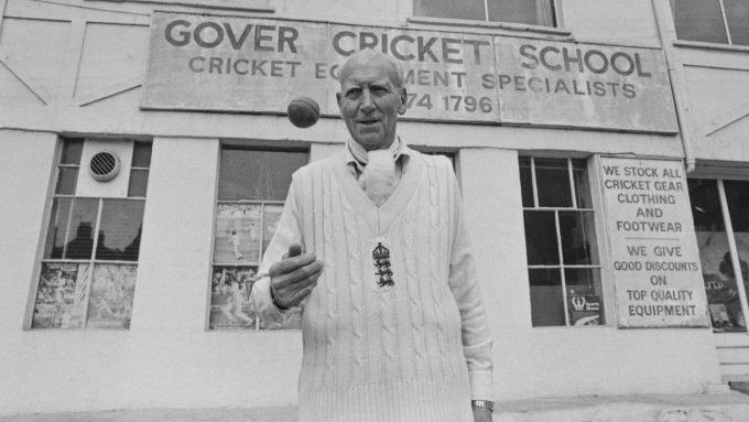 Alf Gover: The Mr Chips of cricket teachers – Almanack