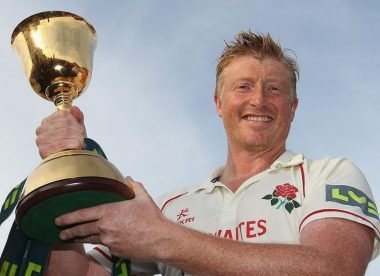 Glen Chapple: 'I was disappointed not to play Test cricket but I'm over it'