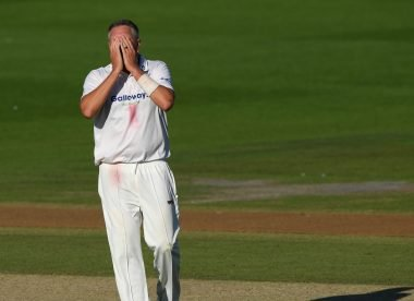 Sussex bowler banned for nine games for 'placing hand sanitiser on the ball'