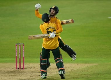 Wisden's T20 Blast team of the tournament