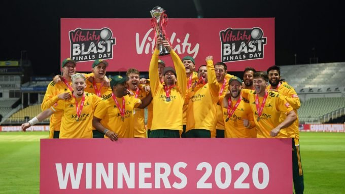 T20 Blast: The case for introducing promotion and relegation