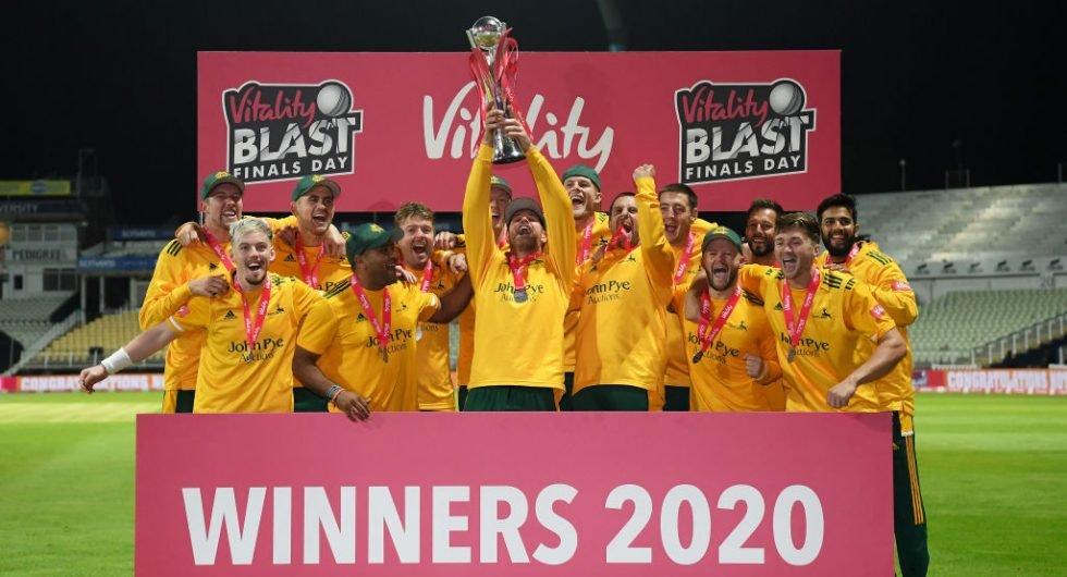 T20 Blast 2021 fixtures