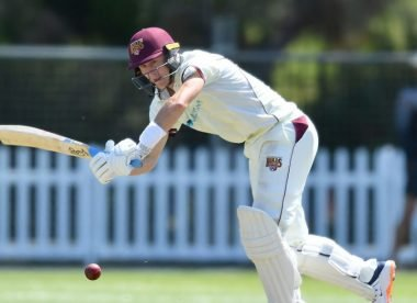 How Australia's players performed in the first Sheffield Shield round