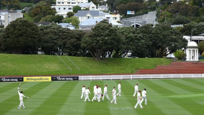 'Where's the pitch?' – Green wicket in New Zealand's first-class tournament shocks fans