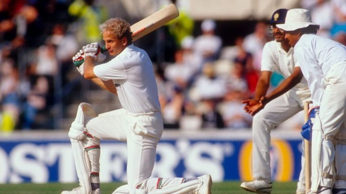 How David Gower became a 10-year-old's obsession