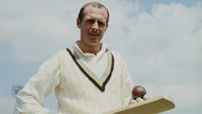The summer Geoffrey Boycott arrived as a Test batsman – Almanack