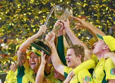 Quiz! Name every Australia men's ODI player in the 2010s