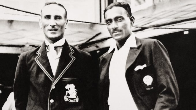 CK Nayudu: India's first Test captain – Almanack