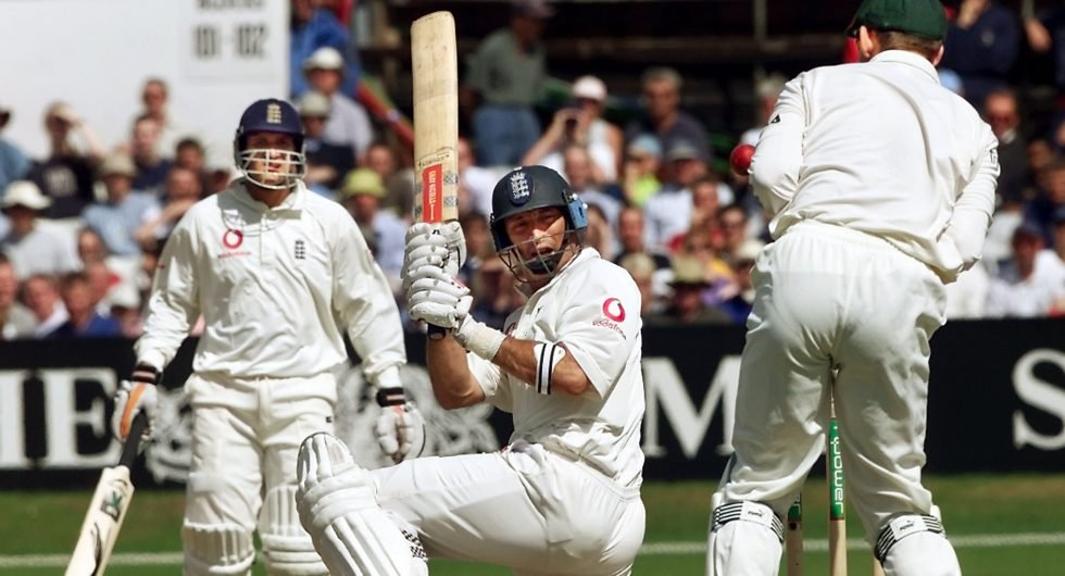 Mark Butcher and Nasser Hussain saw England to an unlikely victory at Headingley in 2001