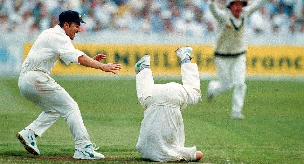 Australia catches