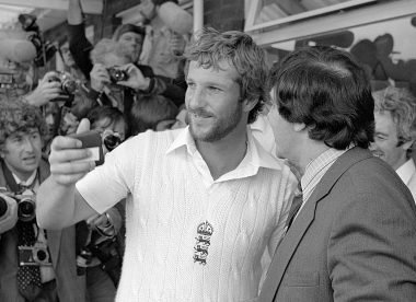 Being Botham: What is it like being England's greatest ever cricketer?