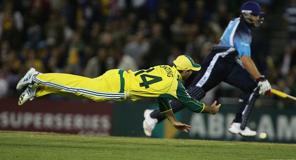 Ricky Ponting direct hits
