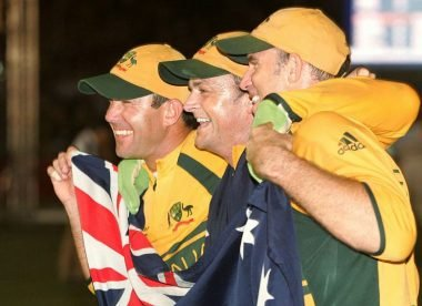 Quiz! Name every Australia men's ODI player in the 2000s