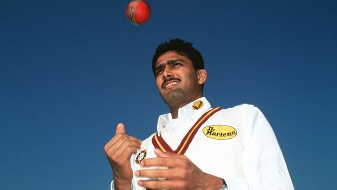 Anil Kumble: A bowler of his own kind – Almanack