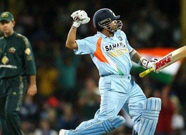 Quiz! Name every India batsman with a men's international hundred v Australia