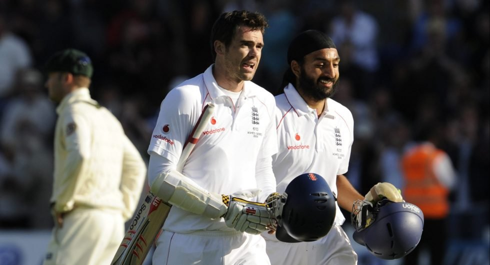 Last-wicket stands, Cardiff 2009