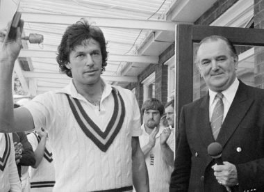 Imran Khan: From a fine cavalier to a great cricketer – Almanack