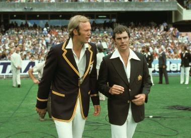 My Golden Summer, 1976/77: Flying beer cans, Lillee's heart & civil war