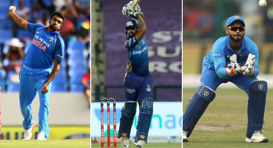 From Pant To Pandya, Seven Players Unlucky To Miss Out From India's Squads For Australia