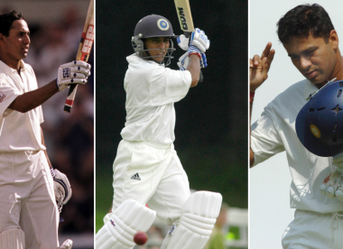 The pre-Gambhir scrapheap: India's early-2000s tried-and-discarded openers