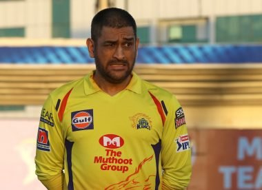 Dhoni widely criticised for his 'didn't see the spark' comment on CSK youngsters