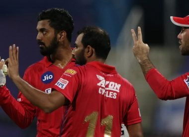 KL Rahul didn't get his sums wrong, KXIP got their team wrong