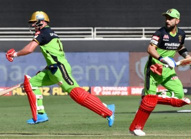 'Like the inside of a migraine' – RCB's green, red and gold get-up splits opinion