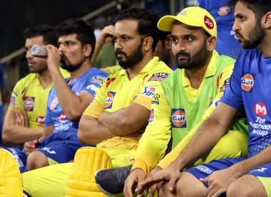 'Useless decoration' – Sehwag targets Jadhav, CSK after batting horror show