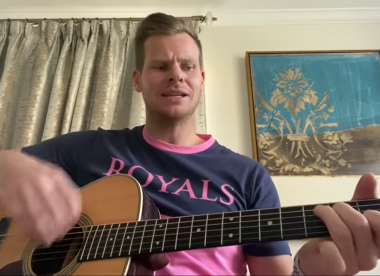 Steve Smith's singing efforts: Is the best since Bradman also the best since Bowie?