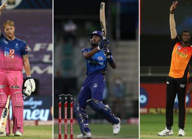 Wisden's IPL 2020 team of the week – week five