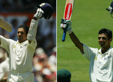 India's five best Test centuries in Australia since 2000
