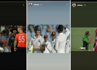 Ben Stokes responds to Marlon Samuels tirade in cryptic fashion