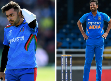 From Bhuvneshwar to Rashid – the five most expensive spells in ODIs
