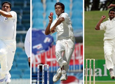 Quickly in, quickly out: India's forgotten Test seamers of the 2000s
