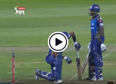 Watch: Jofra Archer nearly flattens Hardik Pandya with 152kph beamer