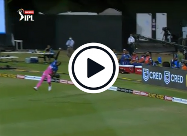 Watch: Jofra Archer takes incredible Stokesian boundary catch