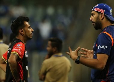 'Top class' Chahal spell tempts Yuvraj to consider IPL comeback