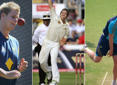 Tweaking the formula: Australia's post-Warne, pre-Lyon Test spinners