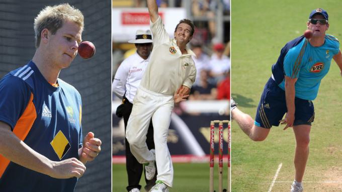 Tweaking the formula: Australia's post-Warne, pre-Lyon Test spinners