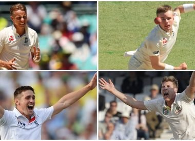 The Ashes dead rubber debutants of the 2010s and what came next