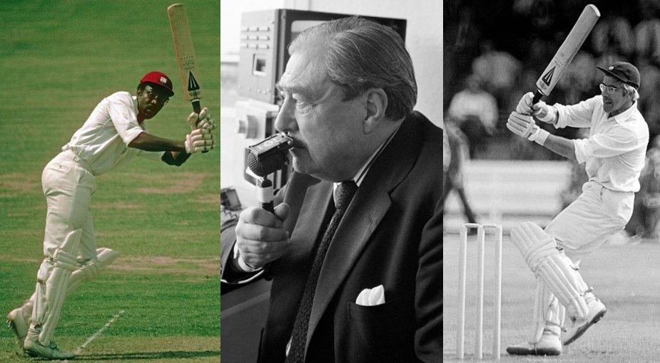 1975: Lloyd, Arlott, Steele