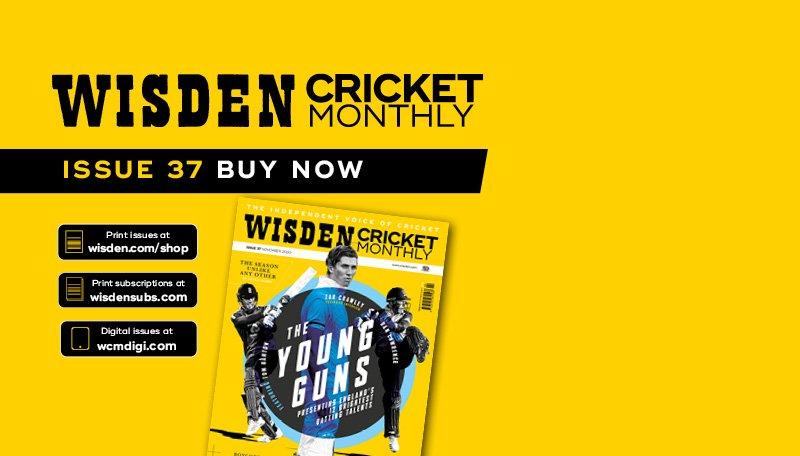 Wisden Cricket Monthly issue 37: The best young batsmen in England