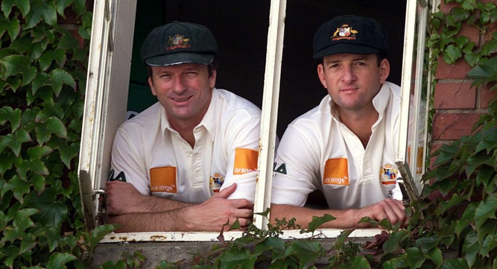 Cricket dynasties (Waugh brothers)