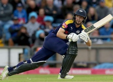 The England players involved in the PSL 2020 playoffs
