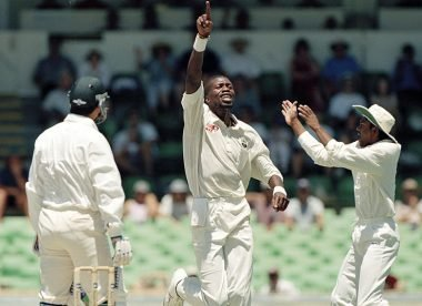 Curtly Ambrose on the wristband wrath, World Cup regret and his magical 7-1