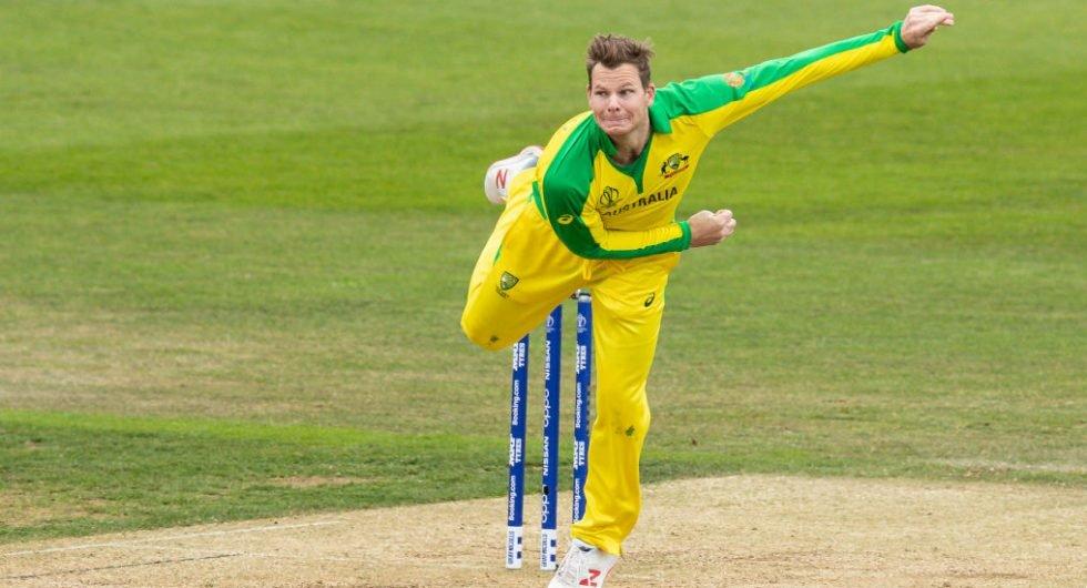 Smith wicket