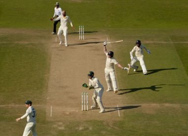 Nathan Lyon blamed a sprinkler head for botched Headingley run out