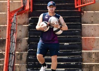 'It's an absolute fluke': Matt Parkinson, English cricket's fantasy football king