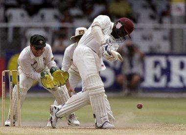 Wisden's Test innings of the 1990s, No.1: Brian Lara's 153*