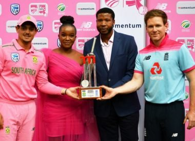 South Africa v England 2020: TV channel, match start time & schedule for ODI series